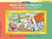 Little Mozarts Go to Church, Sacred Book 1 & 2 image