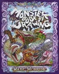 Monster Book of Drawing (3 books in 1 volume) by Marc McBride