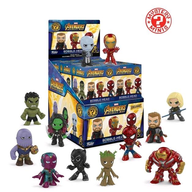 Avengers Infinity War: Mystery Minis - Vinyl Figure [TAR Ver.] - (Blind Box)