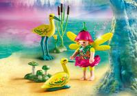 Playmobil: Fairies - Fairy Girl with Storks (9138) image