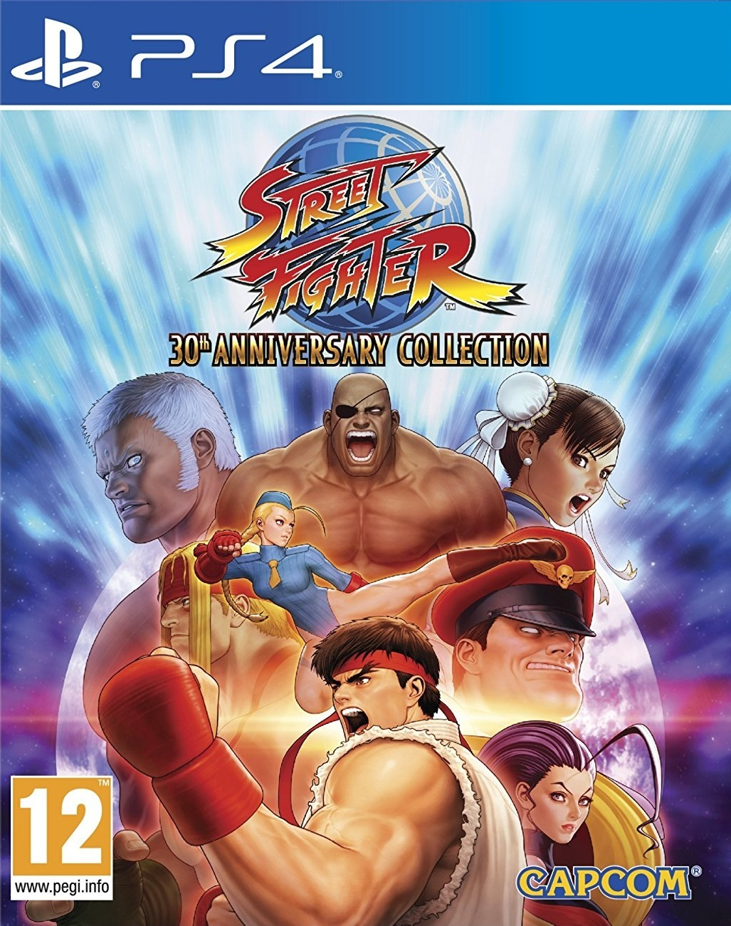Street Fighter 30th Anniversary Collection for PS4 image