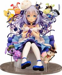 Is the Order a Rabbit??: Chino & Rabbit Dolls - PVC Figure
