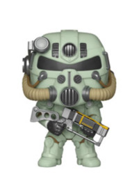 Fallout 76 - T-51 Power Amour (Mint) Pop! Vinyl Figure