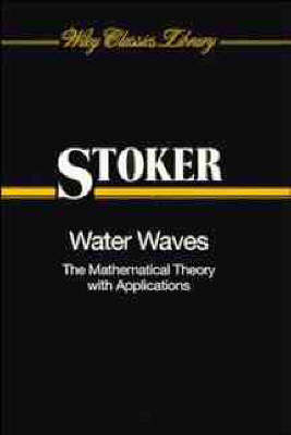 Water Waves by J J Stoker image