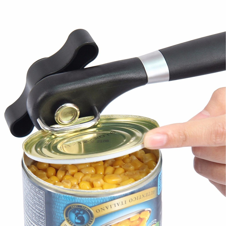 Ape Basics: Easy Open Smooth Edge Can Opener image