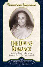 Divine Romance by Paramahansa Yogananda image