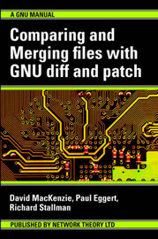 Comparing and Merging Files with GNU Diff and Patch by Paul Eggert image