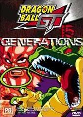 Dragon Ball GT Vol 15 on DVD