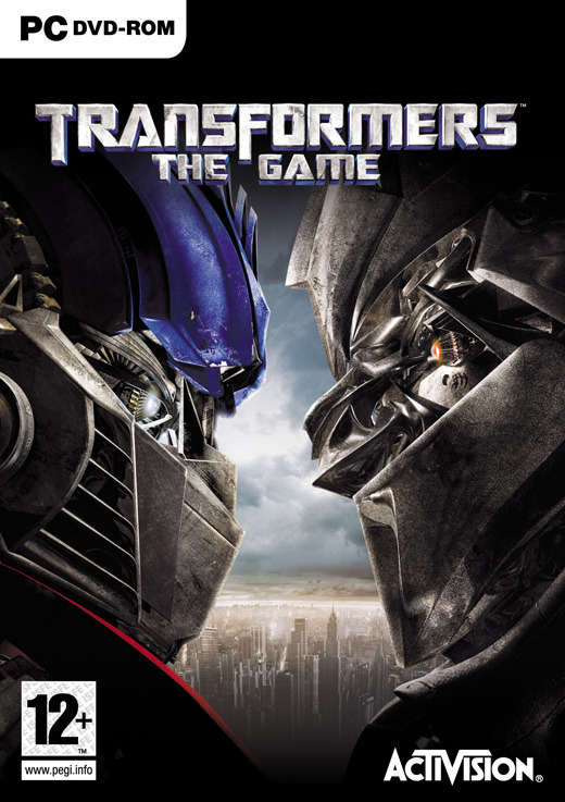 Transformers: The Game for PC Games