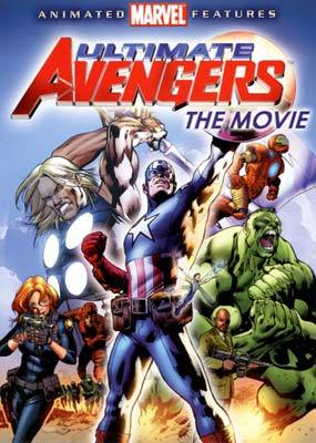 Ultimate Avengers - The Movie on DVD