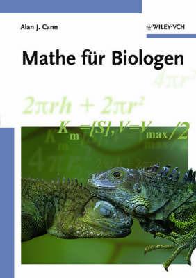 Mathe Fur Biologen by A.J. Cann