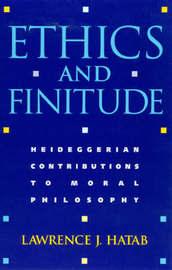 Ethics and Finitude image