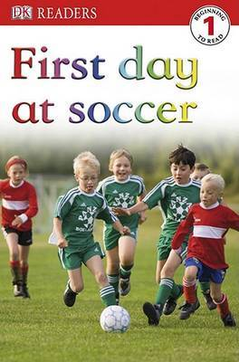 DK Readers L1: Let's Play Soccer by Patricia J Murphy image