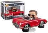 Marvel Agents of S.H.I.E.L.D. Director Agent Coulson Pop! With Lola Vinyl Figure