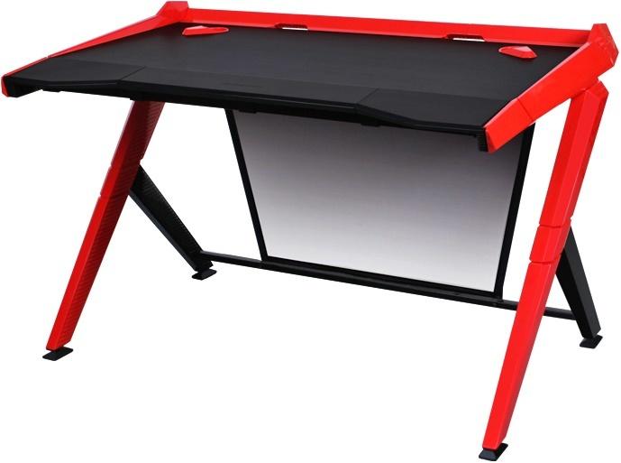 DXRacer Gaming Desk (Black & Red) screenshot