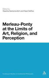 Merleau-Ponty at the Limits of Art, Religion and Perception image