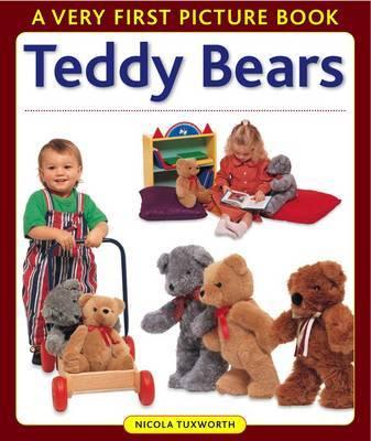 Teddy Bears by Nicola Tuxworth image