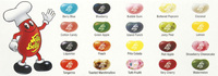 Jelly Belly 20 Assorted Flavours Gift Box 250g