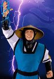 Mortal Kombat Lord Raiden 1:4 Scale Statue