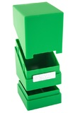 Ultimate Guard: 100+ Monolith Deck Case (Green)
