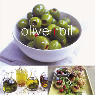 Olive and Oil by Jo McAuley image