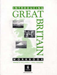 LBB:Introducing Great Britain Workbook by Francis Hallawell image