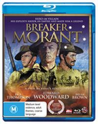 Breaker Morant on Blu-ray