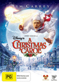 A Christmas Carol on DVD
