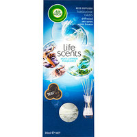 Airwick Life Scents Reed Diffuser - Turquoise Oasis (30ml)