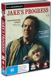 Jake's Progress (4 Disc Set) on DVD
