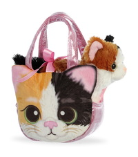 Aurora: Fancy Pal Pet Carrier – Esmeralda Cat