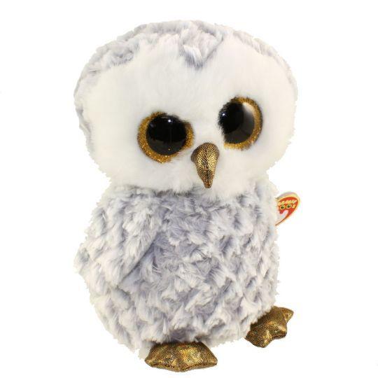 Ty Beanie Boo Large Owlette Owl  452bdf9cbbd