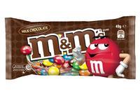 M&M'S Milk Chocolate (49g x 12 Pack)