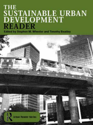 The Sustainable Urban Development Reader image