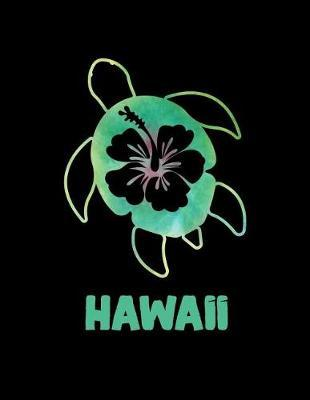Hawaii by Delsee Notebooks
