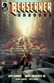 Berserker: Unbound - #1 (Cover A) by Jeff Lemire