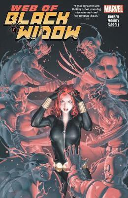 The Web Of The Black Widow by Jody Houser