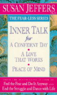 Inner Talk for a Confident Day by Susan J Jeffers image