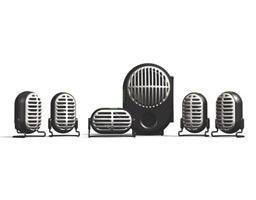 Altec Lansing XA3051 5.1 Speaker System for Xbox
