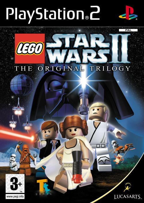 LEGO Star Wars II: The Original Trilogy (Platinum) for PlayStation 2