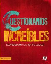 Cuestionarios Increibles by Youth Specialties image