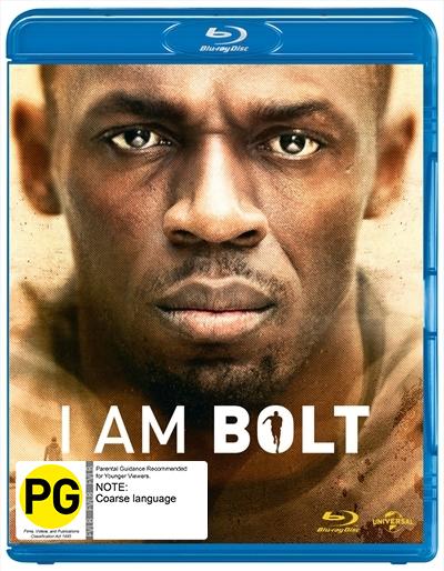 I Am Bolt on Blu-ray