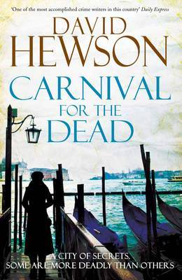Carnival for the Dead by David Hewson image
