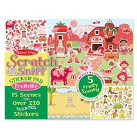 Melissa & Doug: Scratch and Sniff - Fruitville