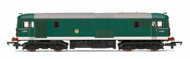 Hornby: RailRoad BR Class 73 ' E6002'