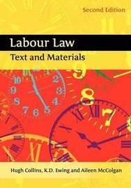 Labour Law by Hugh Collins image
