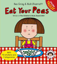 Eat Your Peas by Kes Gray image