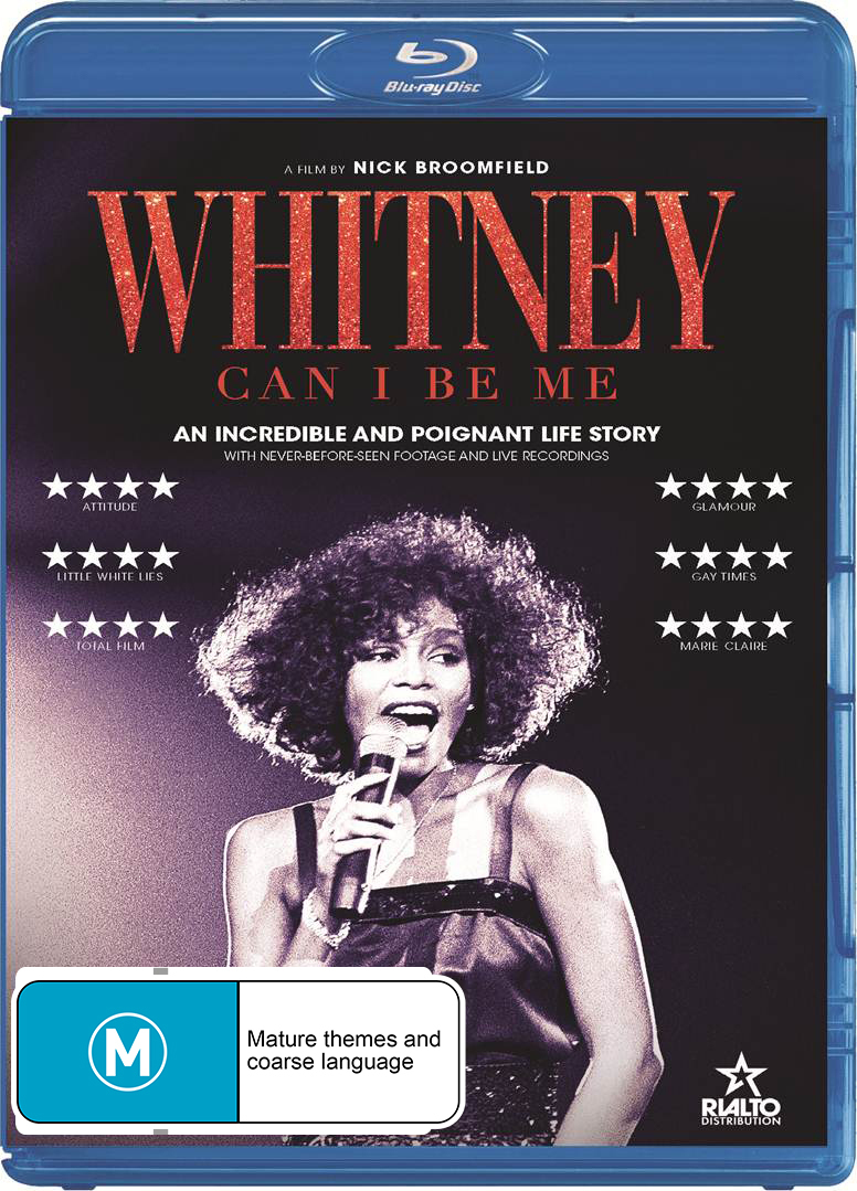 Whitney: Can I Be Me on Blu-ray image