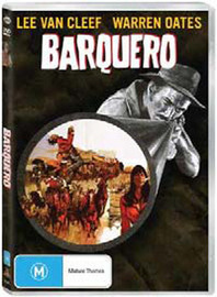 Barquero on DVD