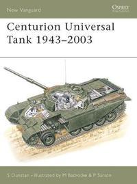 Centurion Universal Tank by Simon Dunstan